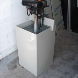 Outboard test tank